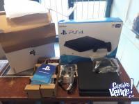 Playstation 4 Ps4 Play 4 1tb + Caja + 1 Joy Stock Local Cba