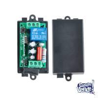 Receptor 2 Canales - Alarma - Luces - Cerradura - Motor Ip66