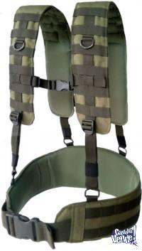 Arnes+cinturon Tactico Militar/policial- Molle- COMPLETO