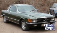 Mercedes Benz Coupe SLC 450  Modelo 1980 Edición Especial