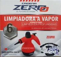 LIMPIADOR A VAPOR ZERO VP01VAPORIZADOR 1050W LIMPIA DESINFEC