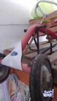 Karting niño mediano