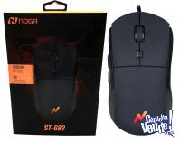 Mouse Gamer Retroiluminado Led 3200 dpi Noga ST-682