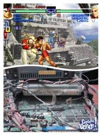 placa jamma arcade THE KING OF FIGHTERS 2002