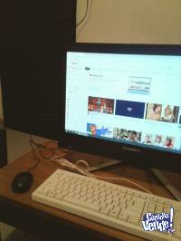 PC Lenovo C460 All in one