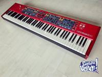 Nord Stage 2 EX 88-Keys - Fully Weighted Hammer Keyboard Not