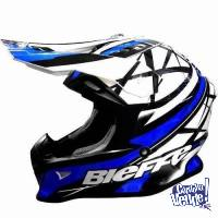 Casco Bieffe Cross Mx Encontralo En Baccola Motos Cba