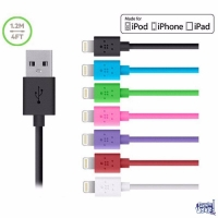 Cable USB iPhone 5 5c 5s 6 6+ 6s 7 Belkin Original IRROMPIBL