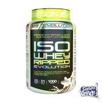 Proteina Iso Whey Ripped Star Nutrition 1kg