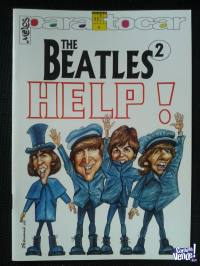 CANCIONERO PARA TOCAR - THE BEATLES 2 - HELP! ACORDES