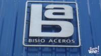 LETRAS CORPOREA EN ACERO INOXIDABLE 15 CM ALTO