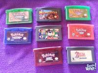CARTUCHOS POKEMON GAMEBOY ADVANCE GBA