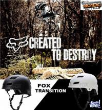 Casco Fox Transition