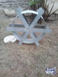 carretel de acero galvanizado