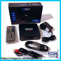 Tv Box 4K Android Only