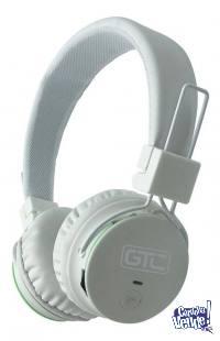 Auricular Bluetooth Inalambrico Gtc Hsg-180