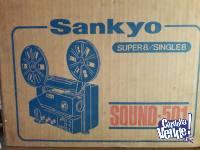 Proyector Súper 8 mm Sonoro