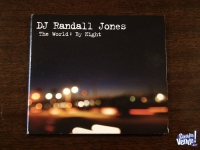 CD: Randall Jones, The World By Night