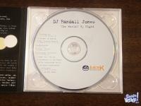 CD: Randall Jones, The World By Night