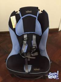 Butaca Para Auto Sillita Bebe Infanti De 0-18kg
