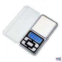 Balanza Digital De Precisión Pocket 0.01 Gramo A 200 Gramos