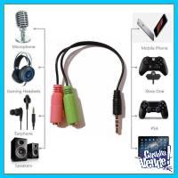 Adaptador Auriculares para PlayStation 4