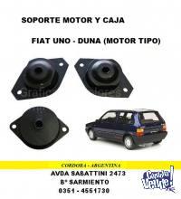 SOPORTE MOTOR Y CAJA  FIAT DUNA-UNO