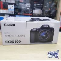 Canon EOS 90D 34.4 megapixels Body digital camera
