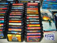 compro cartuchos de sega y family game
