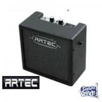 Amplificador De Guitarra Electrica Artec Gp-10 Watts