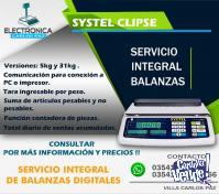 VENTA BALANZA SYSTEL CLIPSE