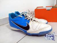 Botines de Futbol 5 - Nike Originales - Muy poco uso