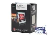 CPU AMD FM2 APU X4 A6-5400K