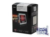 CPU AMD FM2 APU X4 A8-5600k 3.9 Ghz MAX TURBO