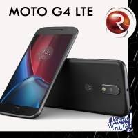 MOTOROLA G4 LTE 4G NUEVOS CON GARANTIA LOCAL COMERCIAL!!