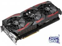 Placa de Video ROG Strix RX VEGA56 8GB OC Asus