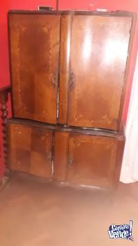 Juego de muebles estilo francés Luis XV