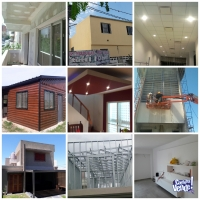 CONSTRUCCION EN SECO, DURLOCK, STEEL FRAMING