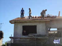Excelentes precios en trabajos de albañilería en general