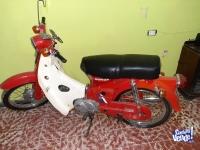 Vendo Moto Honda Econo Power