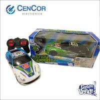 Auto A Control Remoto! Cencor Electrónica