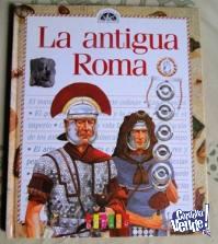 LA ANTIGUA ROMA BIBLIOTECA DEL ESTUDIANTE GENIOS