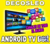 APLICACIONES PARA VER TELEVISION IPTV ** DecosLeo tv FREE