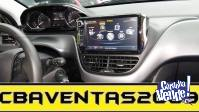 Stereo CENTRAL MULTIMEDIA Peugeot 208 Gps MP3 Bluetooth
