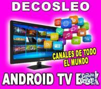 IPTV KODI configuramos tu equipo ANDROID ** DecosLeo tv FREE