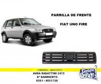 PARRILLA DE FRENTE FIAT UNO FIRE - FIORINO FIRE