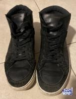 Zapatillas bowen negras