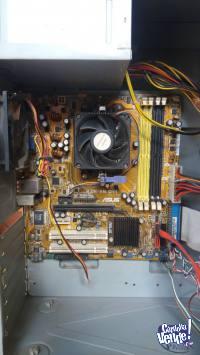 Phenon X955 + Mother M2n-vi + Ram + Webcam / Wifi //