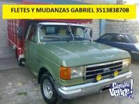 FLETES GABRIEL 3513838708 BUENAS TARIFAS