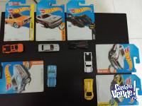 Vendo Lote de Hot Wheels